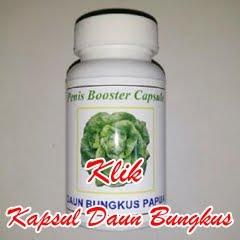 Minyak Daun Bungkus Papua