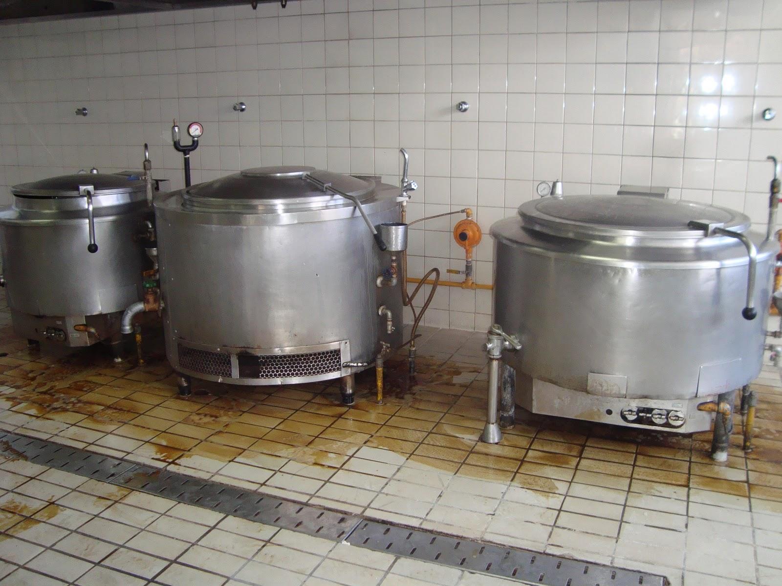 LIMPEZATA: Limpeza cozinha industrial #604A33 1600 1200