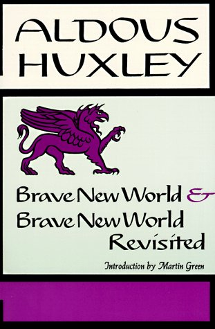 foreseeing the future in the novels brave new world by aldous huxley and 1984 by george orwell In a 1949 letter to george orwell, huxley compares brave new world to orwell's recently issued 1984, writing:whether in actual fact the policy of the boot-on-the-face can go on.