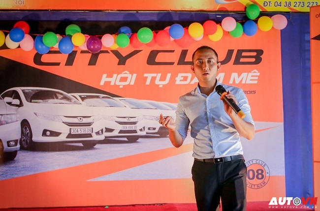 Honda City Club