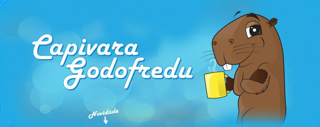 Capivara Godofredu | Blog de Humor