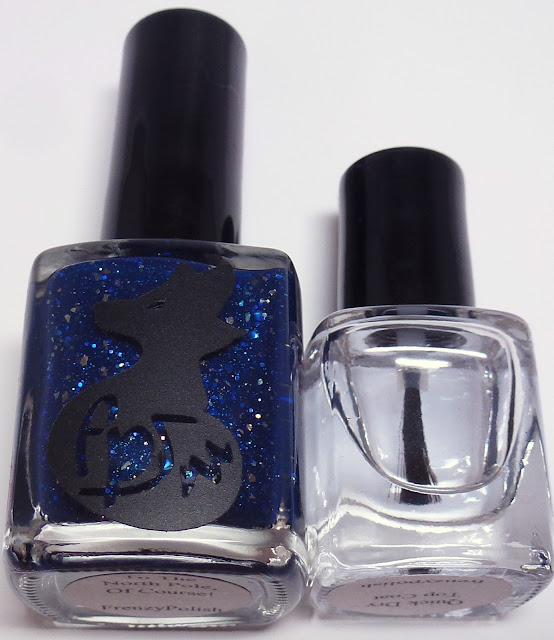 Frenzy Polish To the North Pole of Course