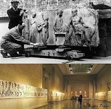 Τα γλυπτά μας - Το Μουσείο και η βαρβαρότητα (Διάλογος) Η Βρετανία αρνήθηκε την επιστροφή