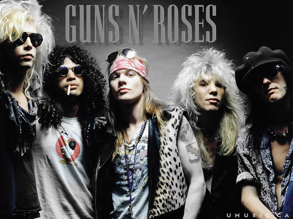 letra de guns n roses: