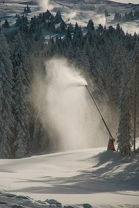 Sneg i priroda na Kopaoniku