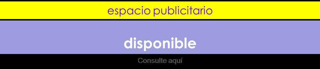 Espacio publicitario (Banner 1)