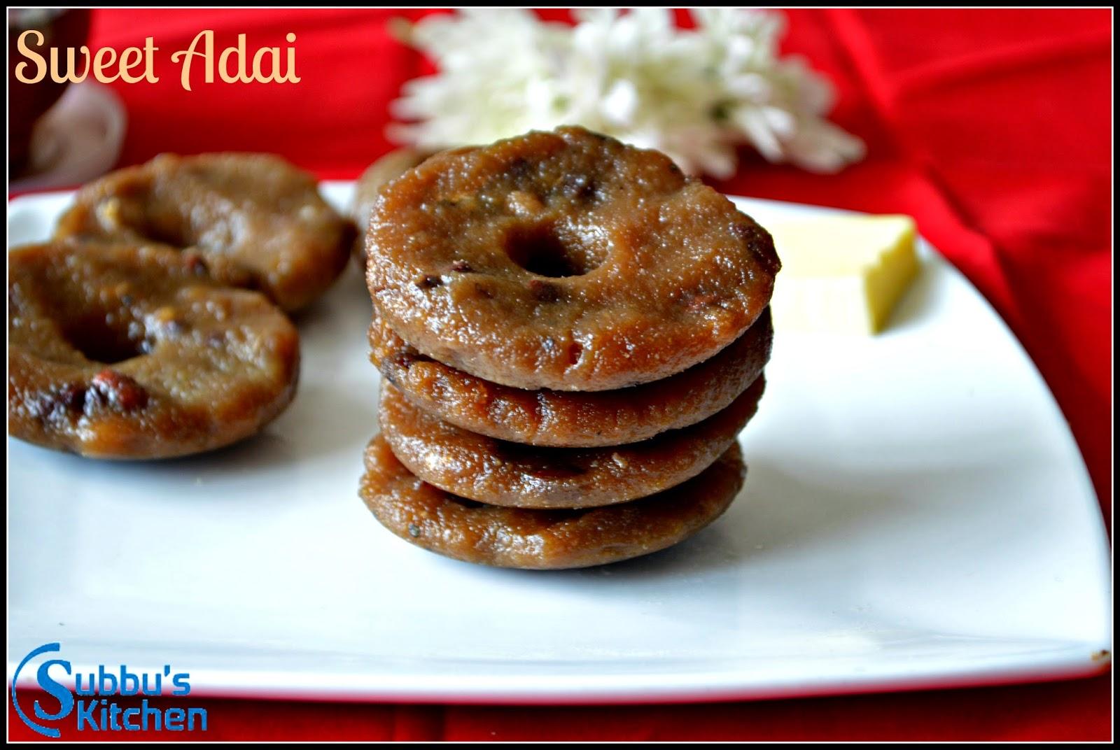 Karadayan Nonbu Adai | Sweet Adai