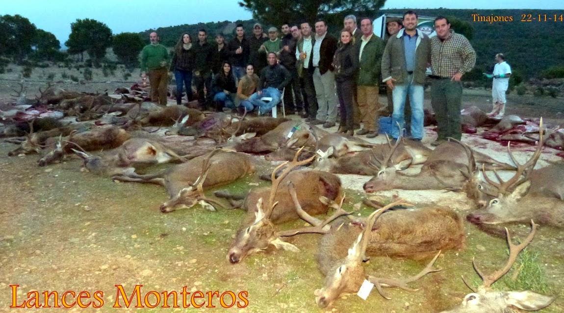 LANCES MONTEROS