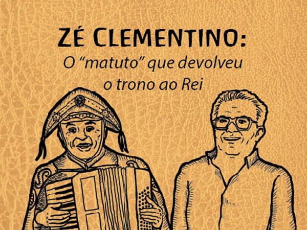 Zé Clementino - Livro