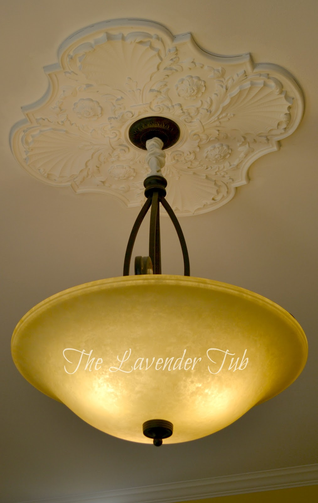 The Lavender Tub: 1929 Prairie Home - Dining Room Reveal