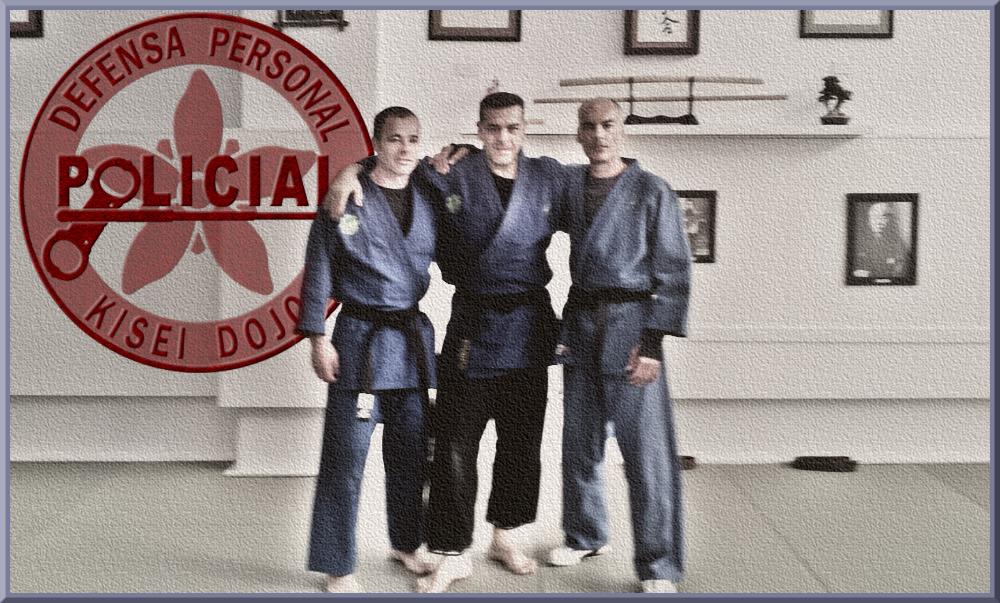 Defensa personal policial kisei dojo sevilla fotos de - Artes marciales sevilla ...