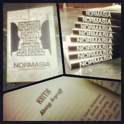 Jangan lupa beli buku saya #Normasia