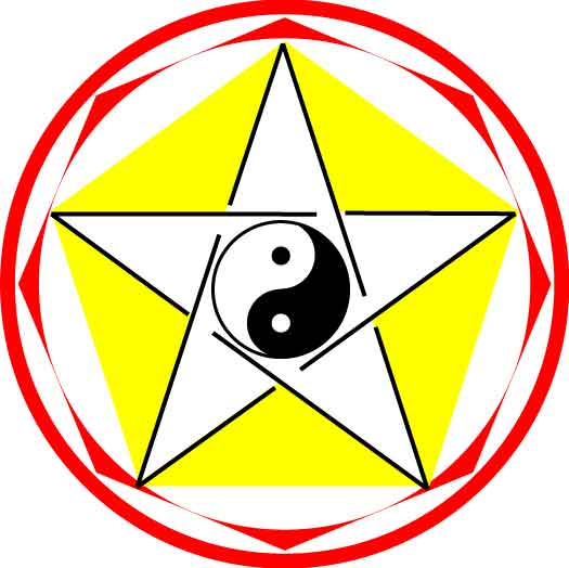 Crest of the Central style Tai Chi method