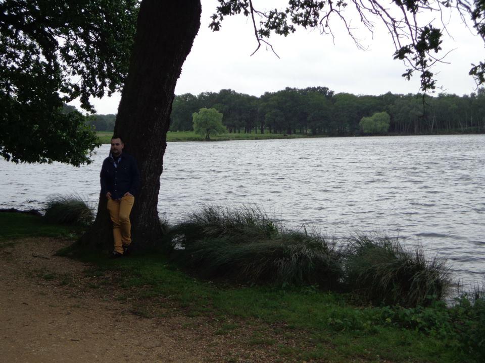 Parque Richmond. | DE OVIEDO A LONDRES
