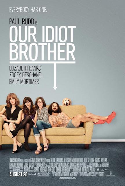 Cậu Ấm Quái Chiêu - Our Idiot Brother (2011) Poster