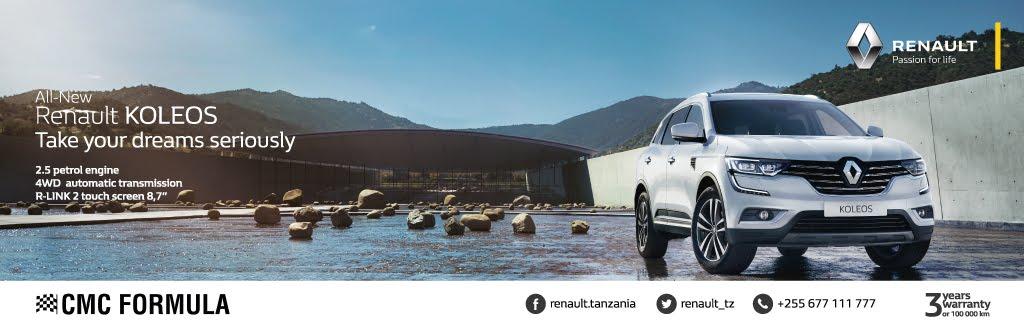 Renault Koleos Promotion