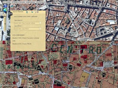 IDE histórica de Madrid