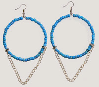Hoop earrings by Chipina - Chipina Jewelry