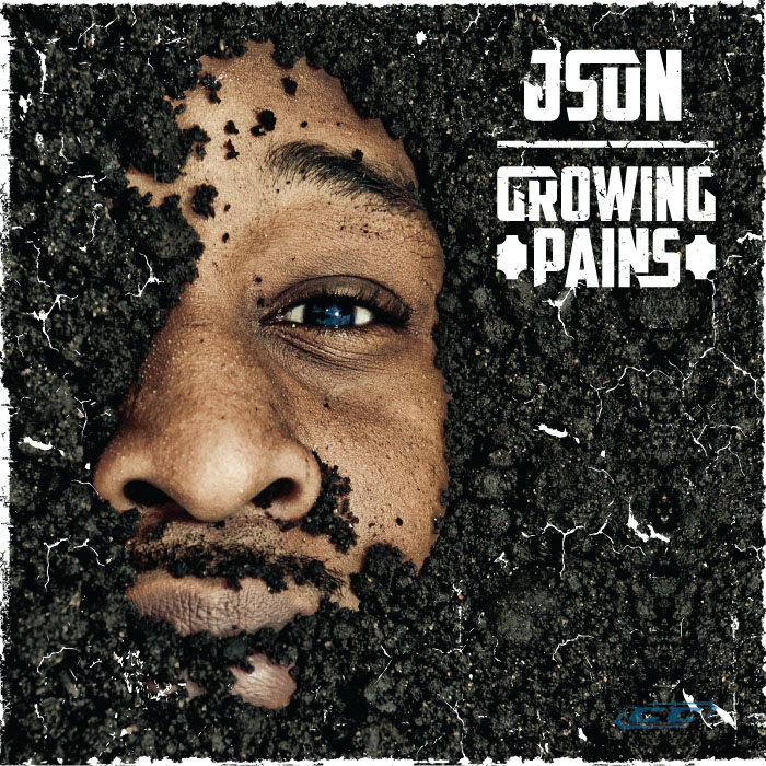 Json - Growing Pains 2012 English Christian Rap Album