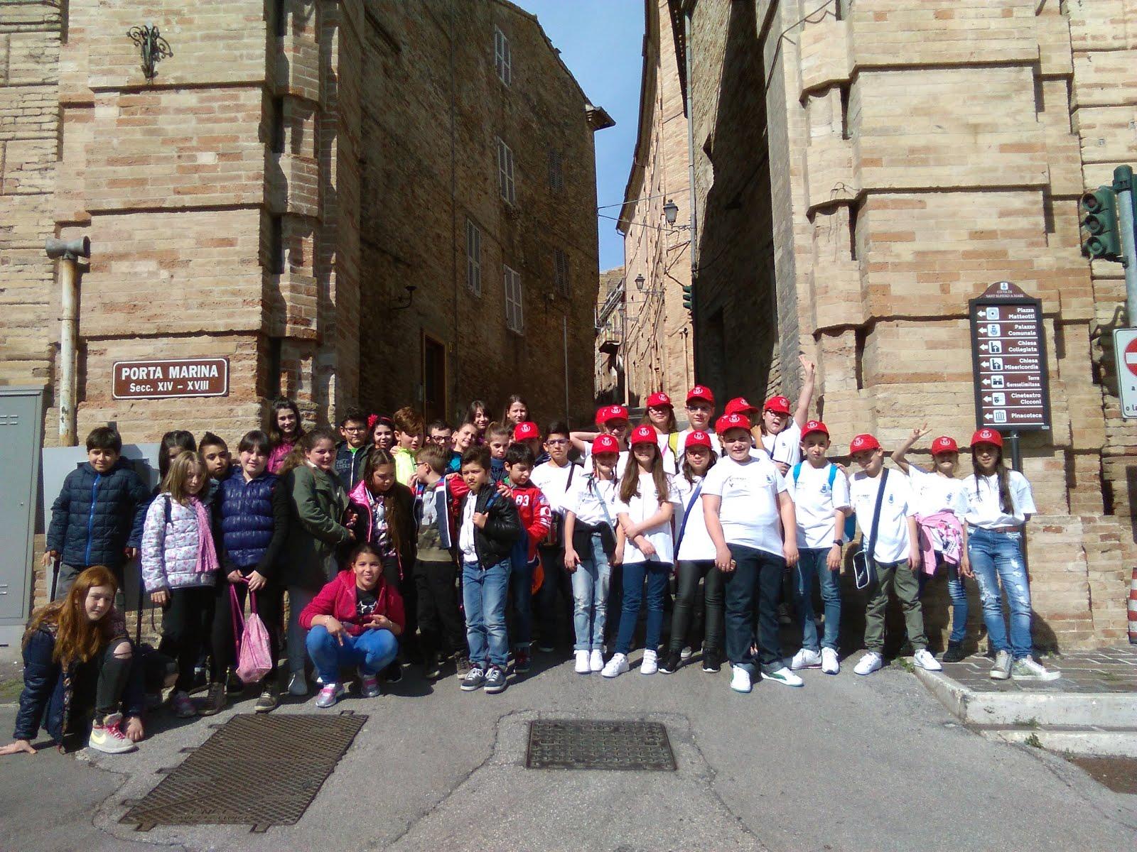 Sant'Elpidio: alle porte della Storia