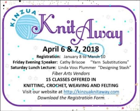 4-6/7-18 Kinzua Knit Away