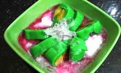 Resep praktis dan mudah minuman segar es pisang hijau keju
