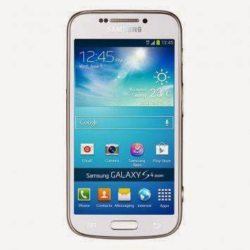 Samsung Galaxy S4 Zoom , 8 GB  Putih