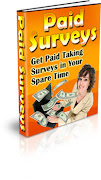 How to make cash money - Paid Surveys ebook