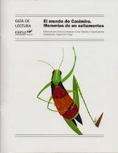 "GUIA DE LECTURA ""El mundo de Casimiro"""