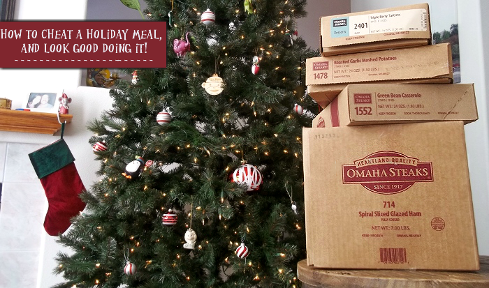 Omaha Steaks Holiday Packages
