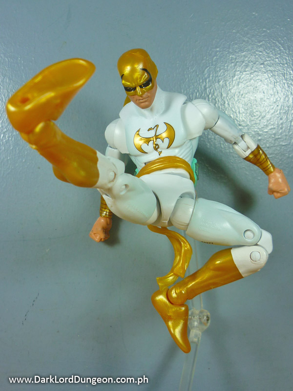 Marvel legends iron fist