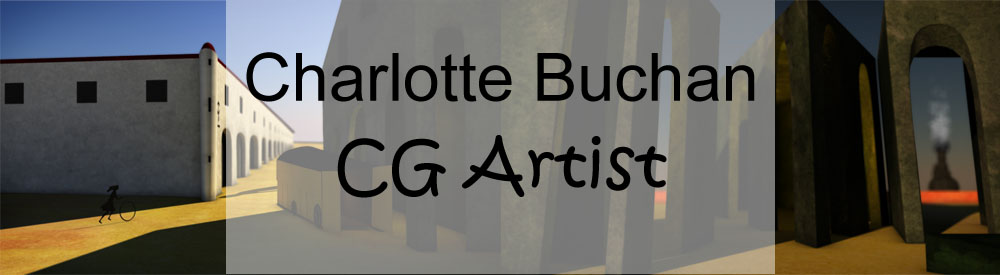 Charlotte's Animation Corner