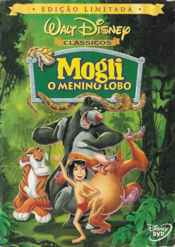 Mogli: O Menino Lobo Torrent - BluRay 720p Dublado
