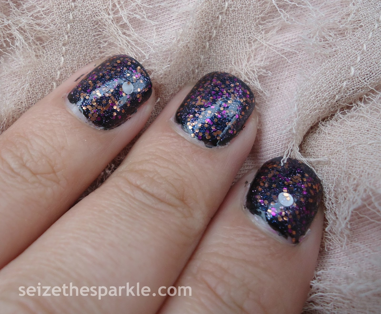 Intergalactic Space by Orly