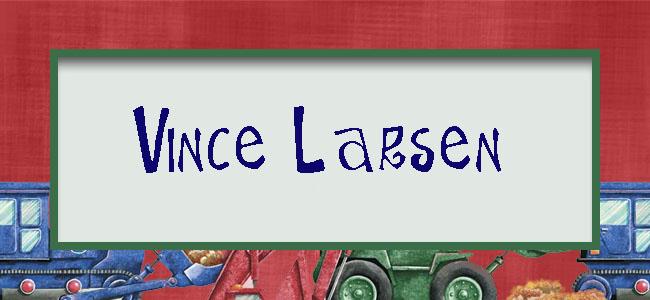 Vince Larsen Memorial blog