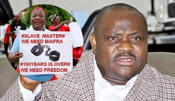 Rivers State Governor Wike Orders Arrest Of IPOB Members