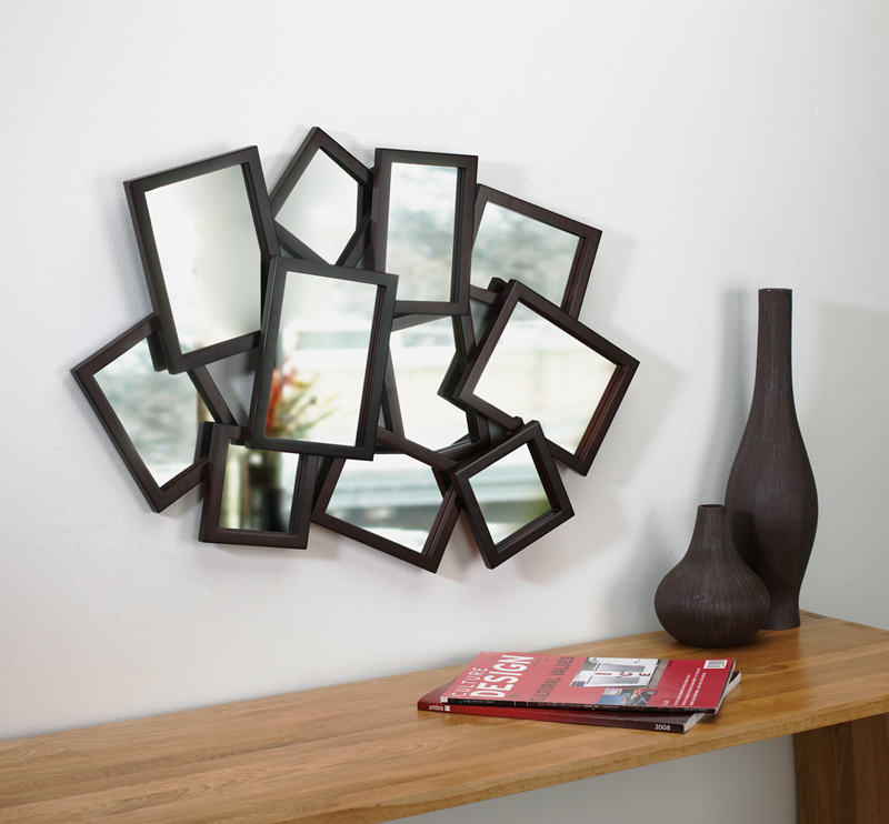 لا يجيد الضحك إلا من تعدى حدود البكآء !!! Multi+faceted+mirror