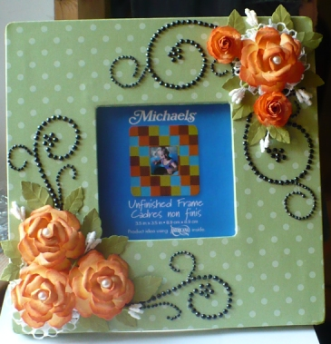 Let\'s create: Decorated Photo Frames Phase II