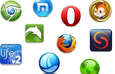 Aplikasi Browser Android Terbaik dan Populer