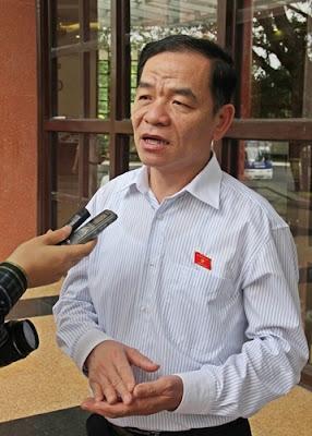 Ông Lê Thanh Vân, Ủy viên thường trực UB Tài chính – Ngân sách Quốc hội.