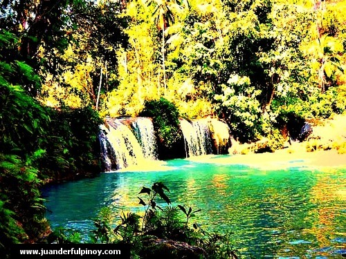 siquijorfalls THE MYSTICAL ISLAND OF SIQUIJOR