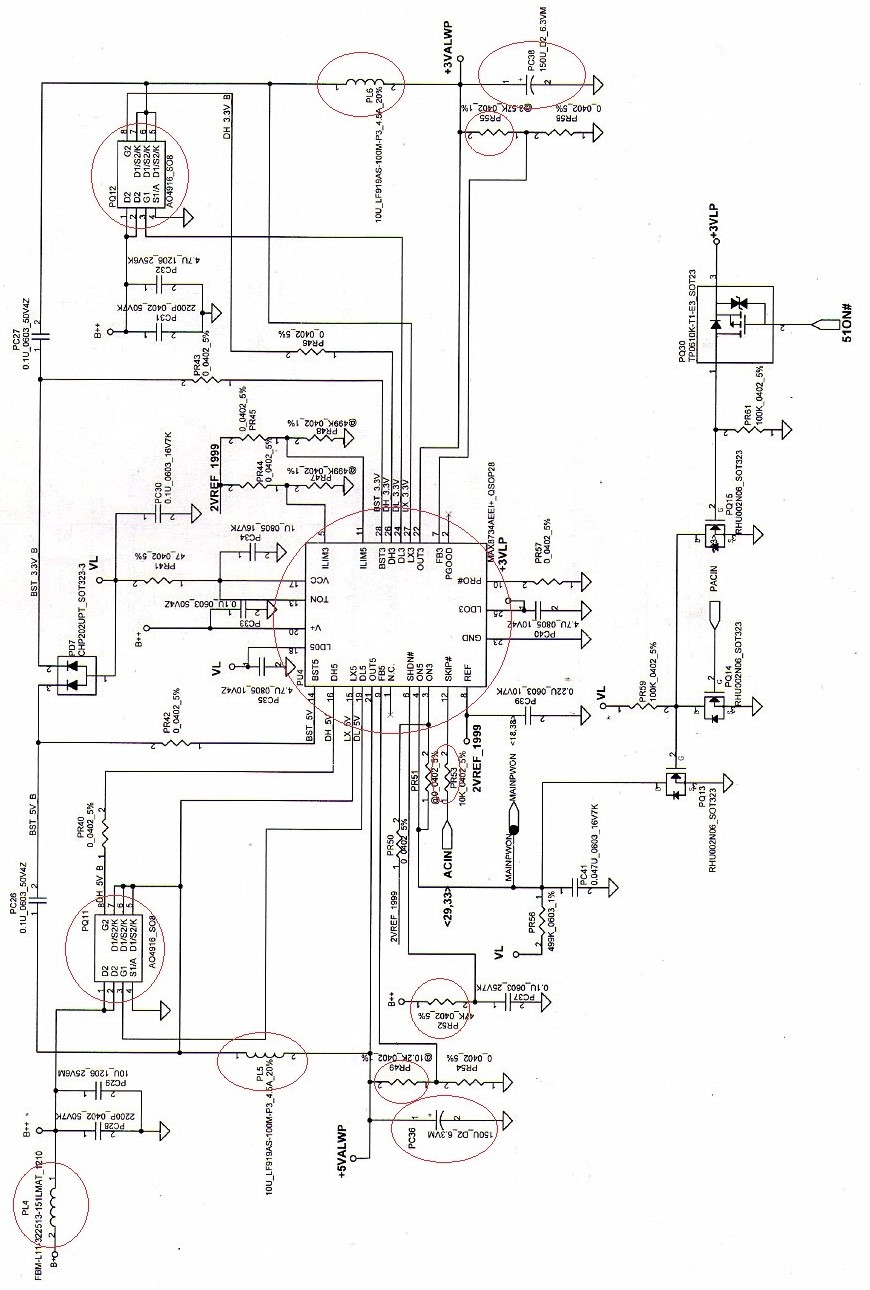 Hp Laptop Power Cord Wire Diagram Wiring Library Circuit Supply Schematic Dell Battery Dolgularcomrh