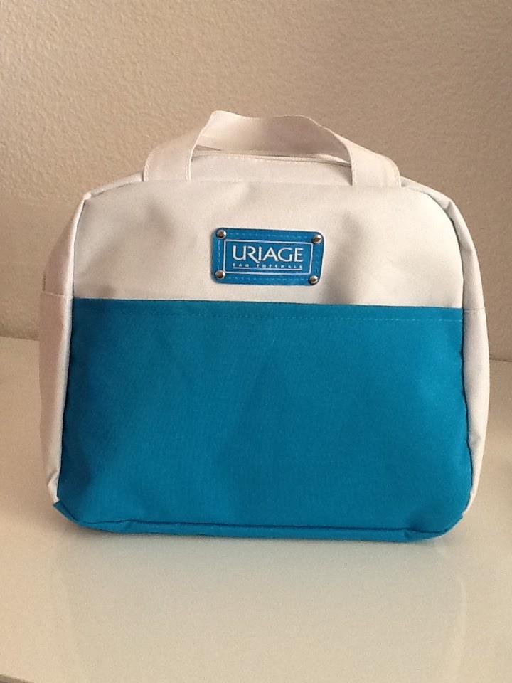 Uriage cosmetic bag