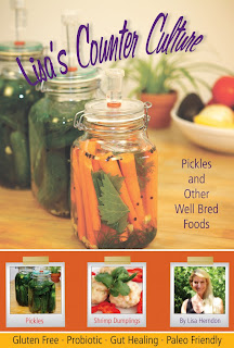 Giveaway: Lisa's Counter Culture Cookbook (Two Winners; Worldwide; 09/28)