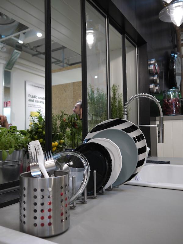 Vosgesparis Metod X Paola Navone The Details IKEA Temporary Milan - Ikea kitchenware