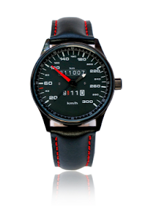 Aircooled Speedometer Watches