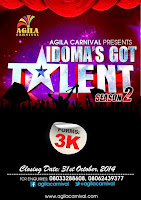 IDOMA'S GOT TALENT 2014