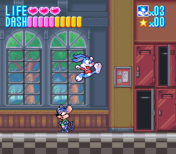 Tiny Toon Adventures: Buster Busts Loose!  rom download free