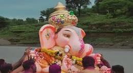 Ganapati Visarjan Mumbai