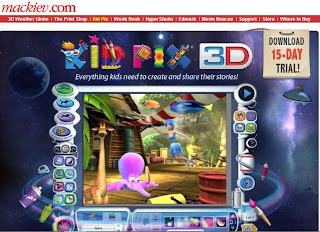 Kid Pix Studio Deluxe Screenshot